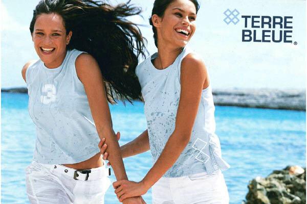 Terre Bleue over ons tijdslijn dames 2002