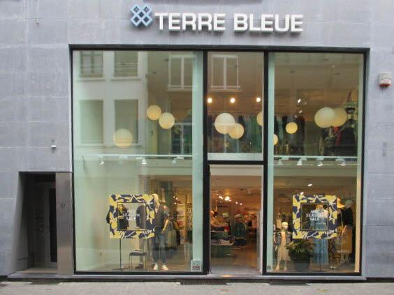 Terre Bleue Antwerpen Korte Gasthuisstraat