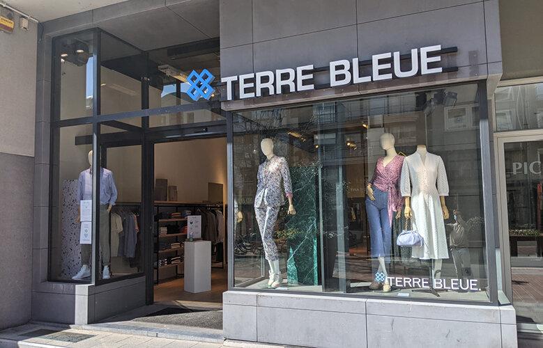 Terre Bleue Knokke